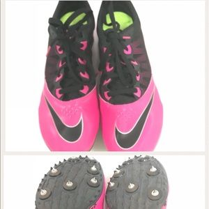 NIKE RIVALS RACING SPRING SPIKE CLEATS